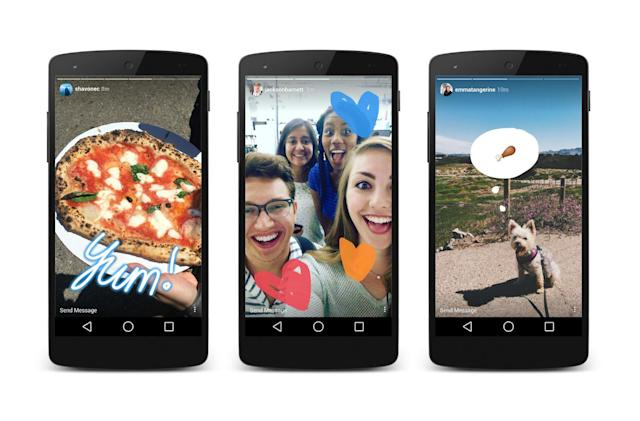 Instagram is testing a text-based 'Type' feature for Stories