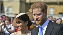 Prinz Harry & Herzogin Meghan: Erster offizieller Auftritt als Ehepaar