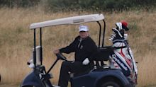 U.S. Military Forging New Contract To 2024 To Refuel Near Trump's Turnberry Resort: Report