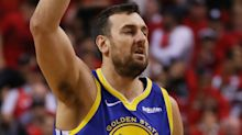 Ex-Warriors star Bogut open to NBA return after Kings exit