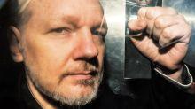 Trump Justice Department Crosses New Line, Charges Assange With Publishing U.S. Secrets