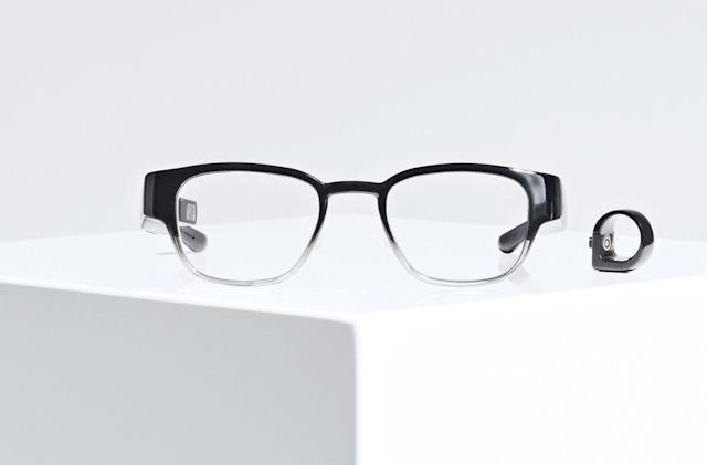 North Focals add tighter Android notification integration