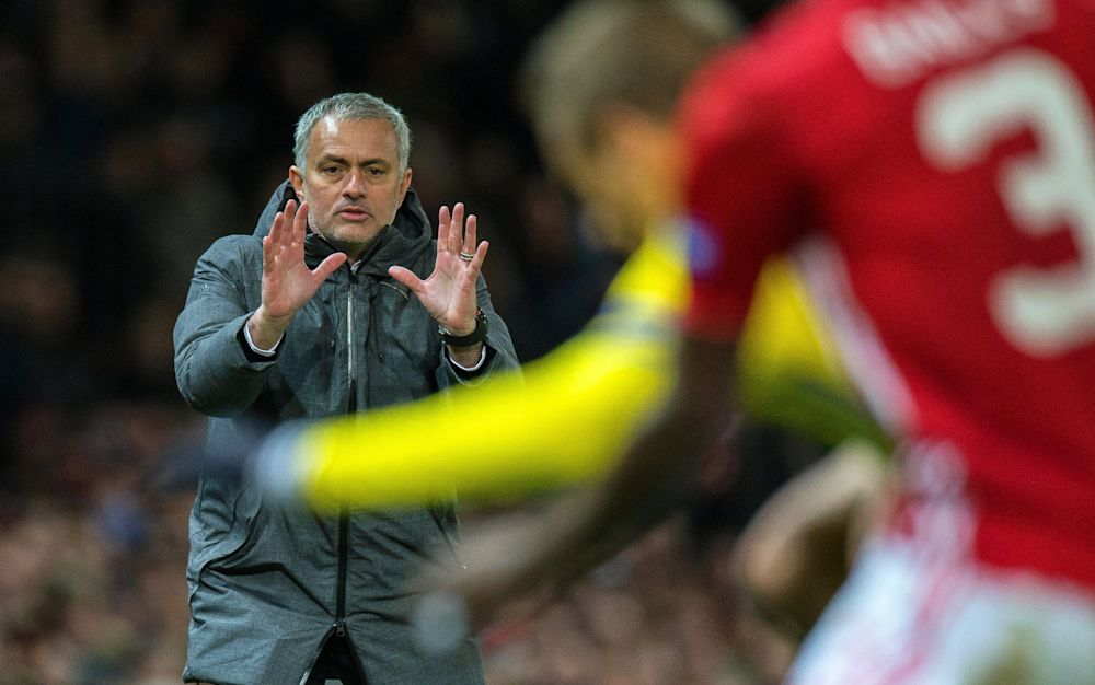 Jose Mourinho has already bemoaned United's fixture pile-up - epa