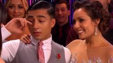 Strictly Come Dancing: Karim Zeroual In Tears After Routine Mess Up Sends Him Crashing Down Leaderboard