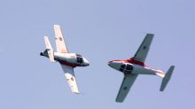 Canadian Snowbird plane crashes during Atlanta air show