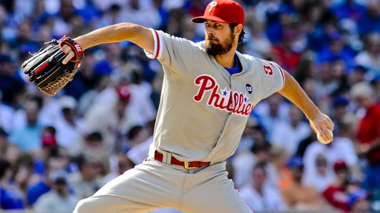 ESPN: Phillies trade Cole Hamels to Texas Rangers