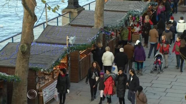 Germany exports Xmas market cheer