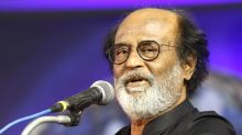 'If 10 parties gang up against one, imagine who's stronger?', says Rajinikanth