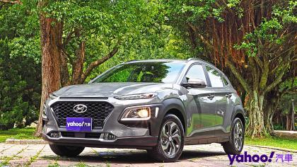 跨界節能新品種!2020 Hyundai Kona Hybrid台北淡水往返試駕