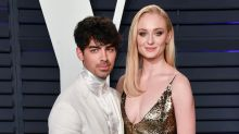 Joe Jonas says Diplo didn't have permission to record his wedding to Sophie Turner