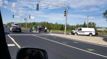 Brookside Drive roundabout in Fredericton delayed by the province