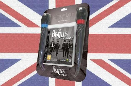 EA confirms The Beatles: Rock Band SingStar mic pack for UK, other territories