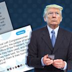 Trump says congresswomen he insulted should apologize to him