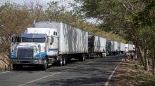 Camioneros de Centroamérica piden flexibilidad migratoria durante la pandemia