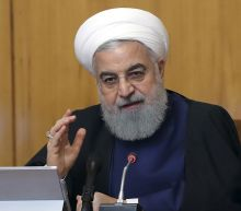 The Latest: Rouhani: US economic pressure won't defeat Iran