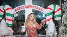 Mariah Carey named as the new face of Walkers Crisps for Christmas ad