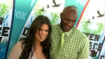 Khloe Kardashian Comes to Lamar Odom's Defense After He Lashes Out at Photographers