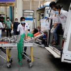 Oxygen leak kills 22 in Indian hospital as coronavirus infections mount