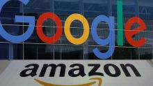 Google and Amazon make peace, Facebook collects data without permission
