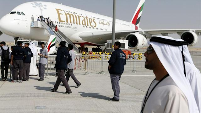 Emirates Airline Hits Out at U.S. Customs Move