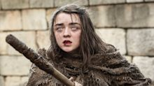 Maisie Williams reflects on that Waif fan theory