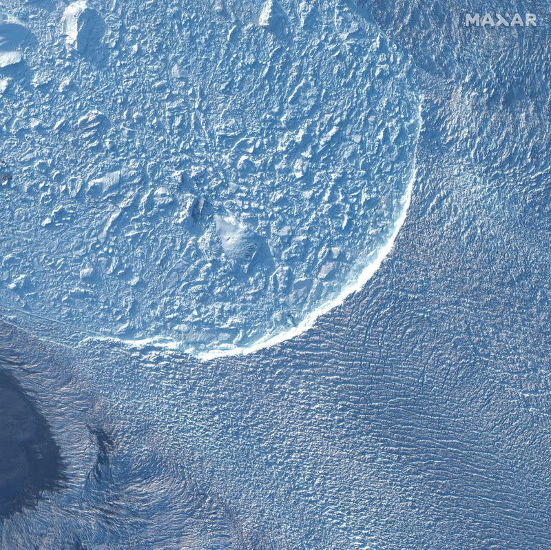 Ice Sheet Loss in Greenland is Now Irreversible