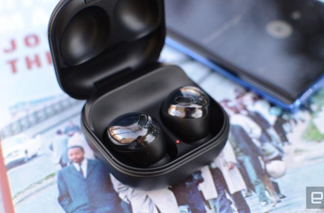Samsung's excellent Galaxy Buds Pro are $30 off at Woot