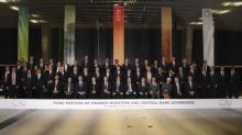 G20 Finances: le bras de fer commercial se poursuit