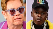 Elton John Condemns DaBaby After 'HIV Misinformation and Homophobic Statements'