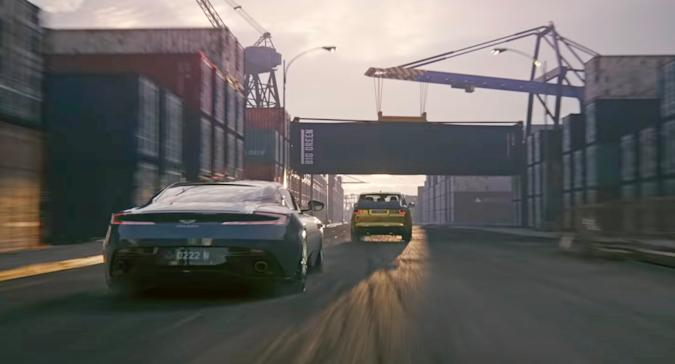 A still from the video game 'Test Drive Unlimited Solar Crown'.