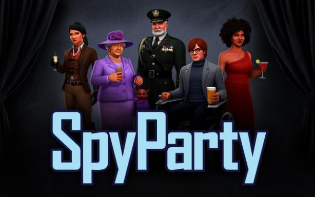 SpyParty update: 5 new characters, possible dog murder, no new launch date