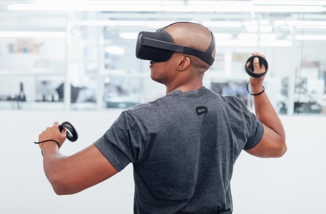 Oculus' Santa Cruz gets closer to the future of wireless VR
