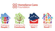 "HomeServe Launches Fifth Round of ""Caring For Community"" Grant Program"