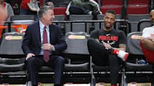 Trail Blazers' Neil Olshey not expected to pursue 76ers front office job