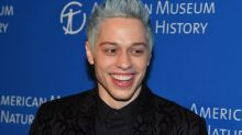 Pete Davidson Reveals He's 'Kinda' Living With His Mom