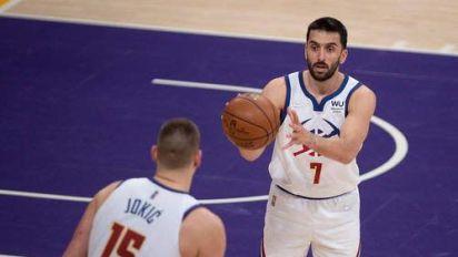 Nuggets kassieren Sweep gegen Suns - Jokic fliegt nach Foul