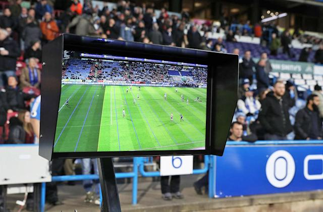FIFA approves use of video referees at 2018 World Cup