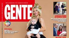 Luciana Salazar, polémica en Gente: 'Mostraré a Matilda hasta que me diga ¡Basta!'