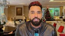 """Latino lembra tentativa de reunir os 10 filhos no Natal: """"Deu confusão"""""""