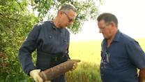 100 years since WWI, experts say shells still explosive