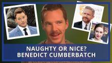 Benedict Cumberbatch rates his co-stars