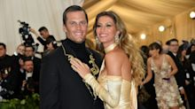 Tom Brady's Met Gala Outfit Gets Mocked From The Sidelines