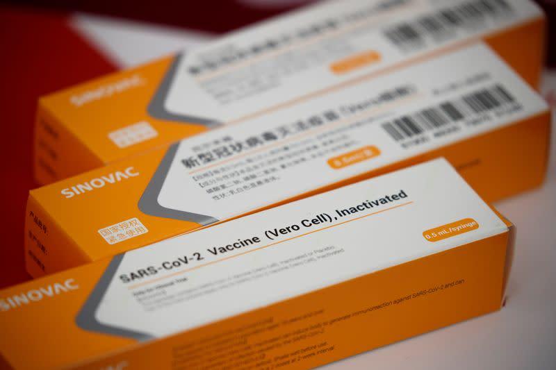 Brazil to receive China's Sinovac COVID-19 vaccine, eyes ...