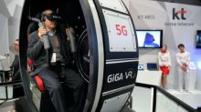 In South Korea, the race is on for Olympics 5G next year