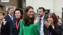 Kate Middleton sorprende con sus botas ultra chic