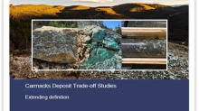 Granite Creek Copper Engages Sedgman to Conduct Mine Planning & Mineral Processing Review on the Carmacks Copper-Gold-Silver Project in Yukon, Canada