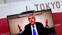 IOK-Präsident Bach verwechselt Japaner und Chinesen