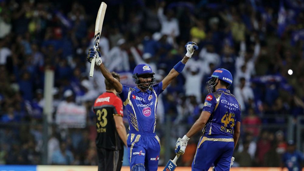 RCB out of play-off contention after Mumbai defeat