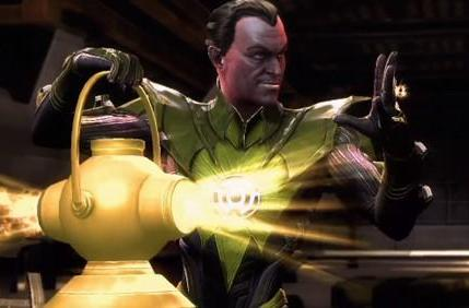Sinestro scares up an Injustice: Gods Among Us roster spot