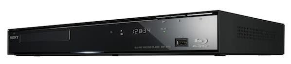 New Sony Blu-ray players do 3D, WiFi, iPhone remote, more
